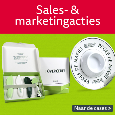 Sales & marketingacties