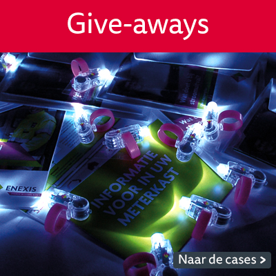 Give-aways